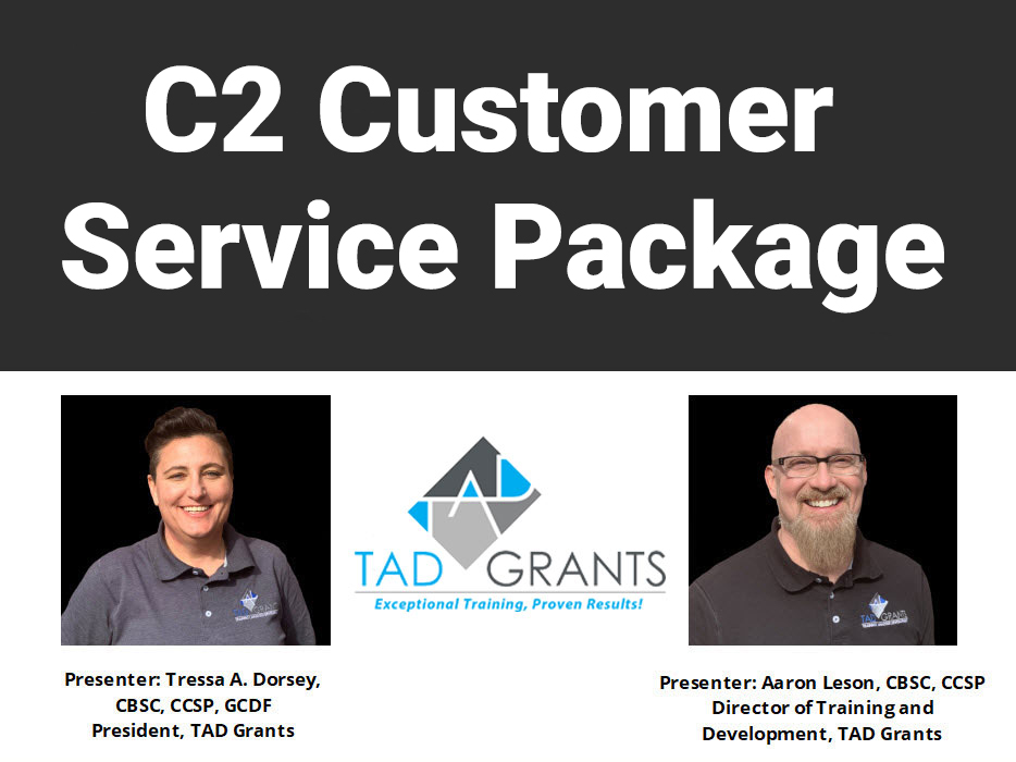 C2 Customer Service Package