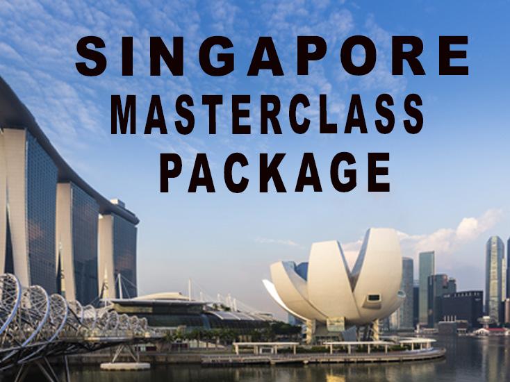 Singapore Masterclass Package