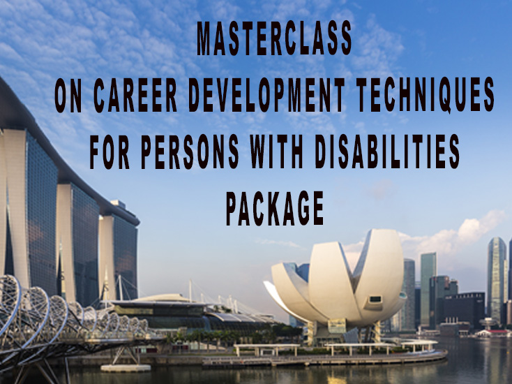 Masterclass on Career Development Techniques for Persons with Disabilities Package